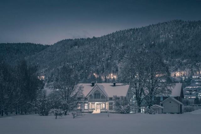 Норвегия и ее тихое волшебство в пейзажных фотографиях