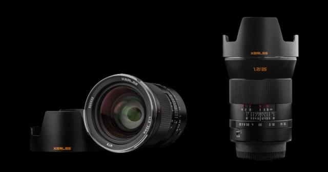 Kerlee 35 мм F/1.2 – самый светосильный полнокадровый объектив для зеркальных фотоаппаратов
