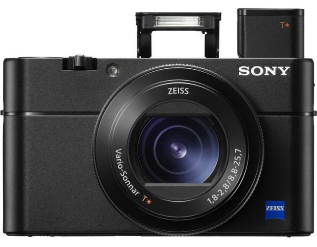 Sony RX100 V – фотоаппарат с рекордной скоростью фокусировки, серийной съёмки и количеством точек АФ