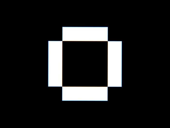 Живая геометрия - головокружительные GIF картинки Дэвида Уайта