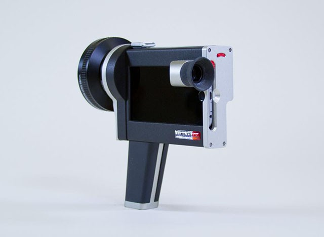 Смарт-чехол Lumenati CS1, который превращает iPhone в классическую видеокамеру