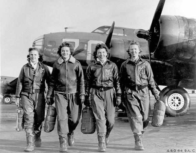 Исторические фотографии о женщинах, которые меняли мир (52 фото)