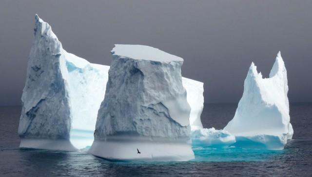 Необыкновенный айсберг