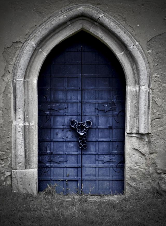 Двери, которые вдохновляют - 29 фото