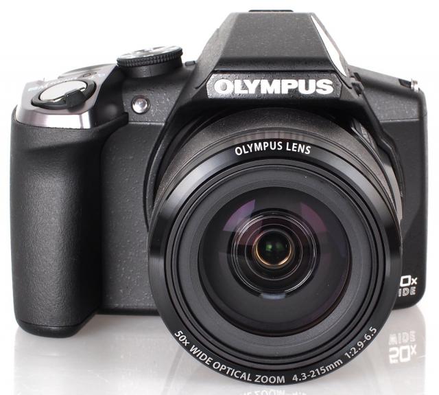 Фотоаппарат Olympus Stylus SP-100 - новый цифровой мегазум