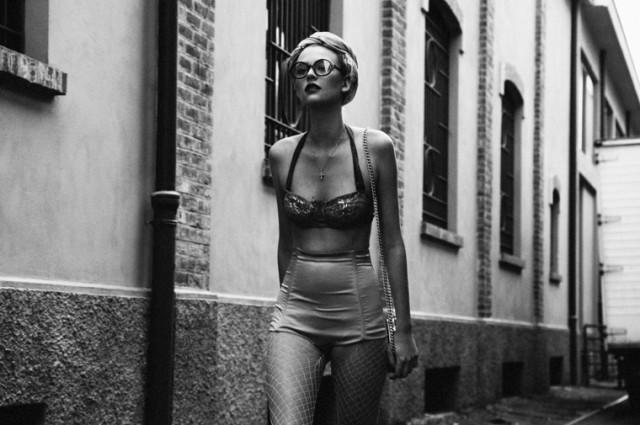 Модный фотограф Элис Розати