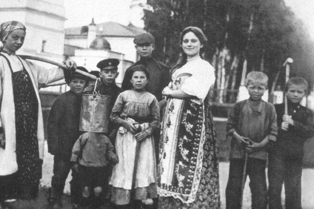 Сергей Есенин – душа российской поэзии, херувим и хулиган в редких фотографиях