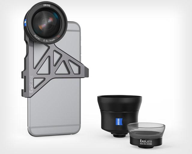 Объективы ExoLens Zeiss для смартфонов - новый стандарт качества в мире мобильной фотографии