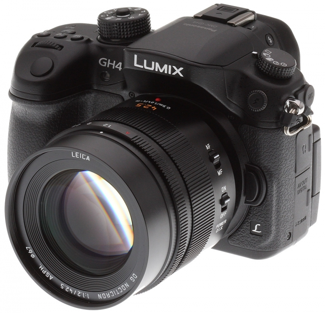 Panasonic Lumix GH4 - достоинства и недостатки