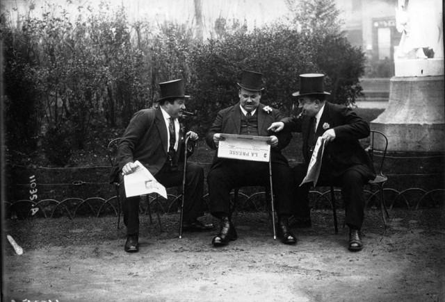 Europeana открывает доступ к архиву с 2,2 миллионами старых фотографий из 34 стран