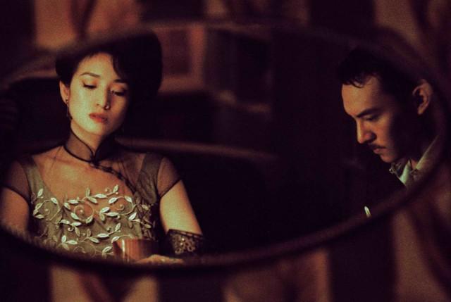 Завораживающие сцены из кино в каждом кадре. Фотограф Уинг Шья