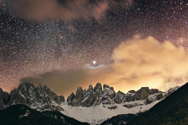 Южно-Тирольские Альпы - серия фантастических пейзажных фотографий