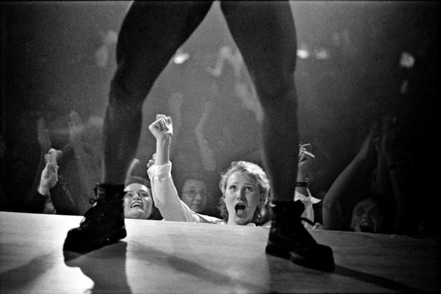 Чешский фотограф Дана Киндрова: «Женщина между первым и последним вздохом»