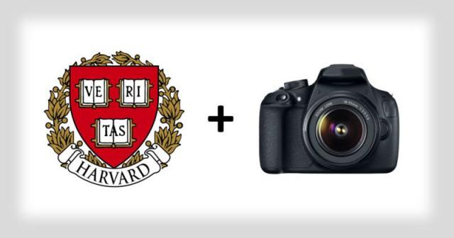 Гарвард выложил онлайн бесплатный курс по цифровой фотографии из 12-ти модулей