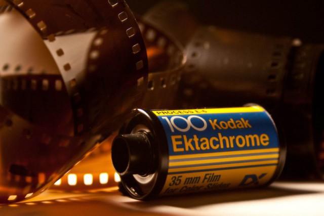 Плёнка возвращается: Kodak возобновляет выпуск Ektachrome