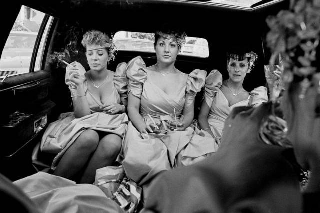 «Лимузин». Серия фотографий Кэти Шорр из Нью-Йорка 80-х