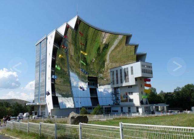 21 неординарное архитектурное сооружение