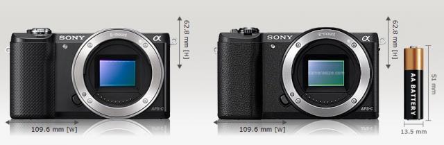 Системный фотоаппарат Sony A5100. Обзор характеристик и первые впечатления