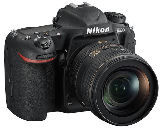 Nikon D500 – зеркальный фотоаппарат с датчиком DX и профессиональными функциями