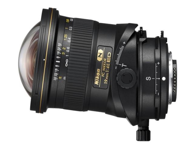 Nikon выпускает сверхширокоугольный 19мм тилт-шифт объектив и обновлённый 70-200мм F/2.8