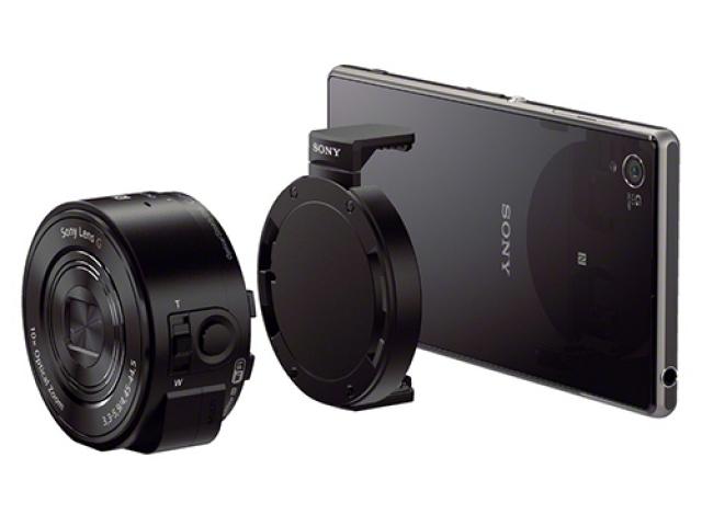 Новые модульные камеры Sony