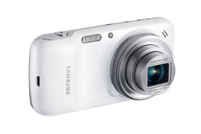 Samsung представляет смартфон с суперзумом Galaxy S4 Zoom