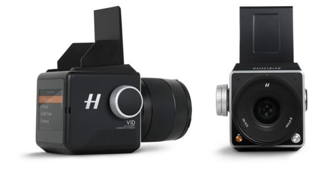 Hasselblad представила концепт 75 Мп модульной фотокамеры квадратного формата