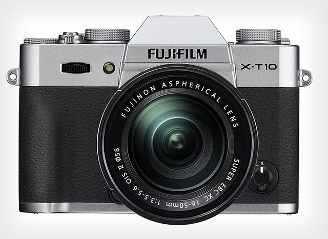 Фотоаппарат Fujifilm X-T10 – более компактная и доступная версия флагмана X-T1