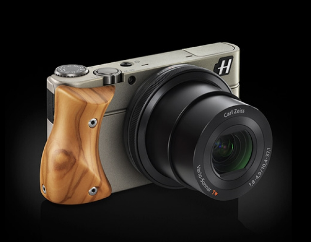 Компактная камера Hasselblad Stellar на базе Sony Cyber-shot DSC-RX100