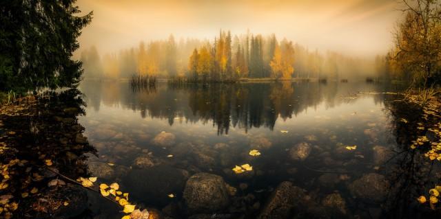 Осень в Ауланко