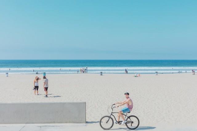 Калифорния в пастельных тонах. Фотограф Людвиг Фавр