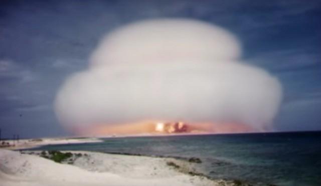 63 рассекреченных видео об ядерных испытаниях США выложили в Интернет