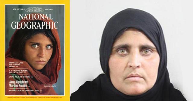 Арестовали «афганскую девочку». Героине культовой обложки National Geographic грозит 14 лет тюрьмы