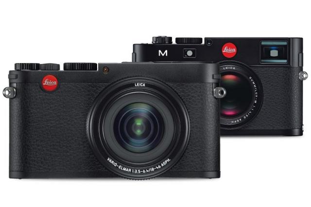 Leica объявила о выходе X Vario - компактной камере с матрицей типа APS-C
