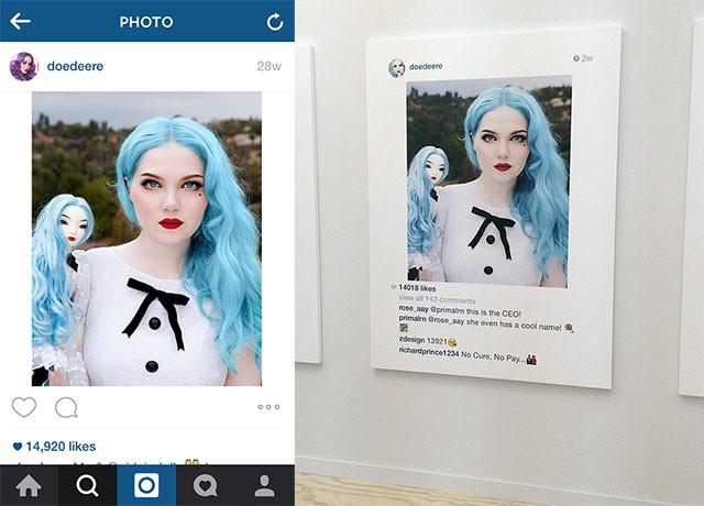Ричард Принс продает чужие фотографии с Instagram по 100 000 долларов за снимок