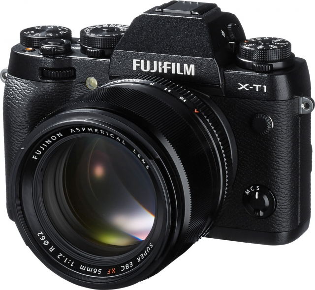 Fujifilm X-T1 - достоинства и недостатки