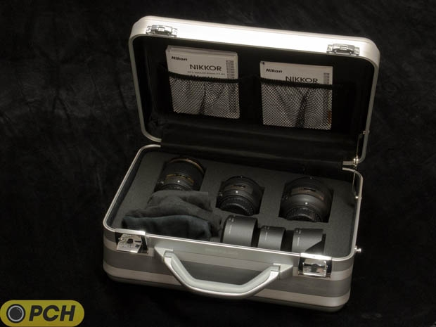 Готовый набор объективов от Nikon