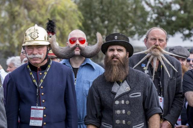 18 умопомрачительных портретов участников Всемирного чемпионата бород и усов 2015