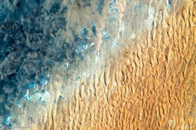 Earth View: коллекция из 1500 изумляющих пейзажей нашей планеты