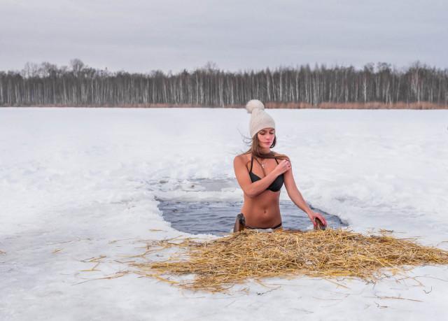 Задушевные, самобытные и стильные «Русские сказки». Фотограф Франк Херфорт