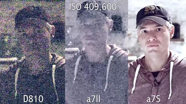 sony a7r ii примеры фото