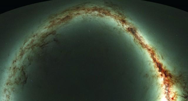 Самая большая цифровая карта космоса