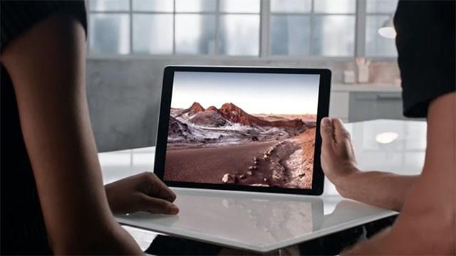 Apple представляет огромный планшет iPad Pro и стилус Apple Pencil