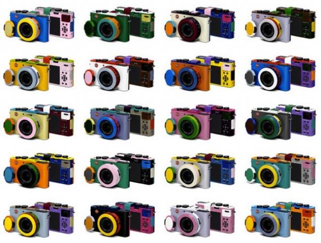 Ультрастильные фотокамеры Leica D-LUX 6 в цветовом решении от ColorWare