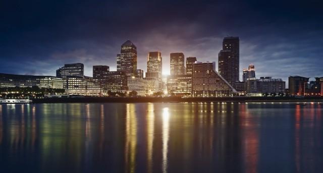 Панорамы Лондона от английского фотографа Джулиана Калверлея
