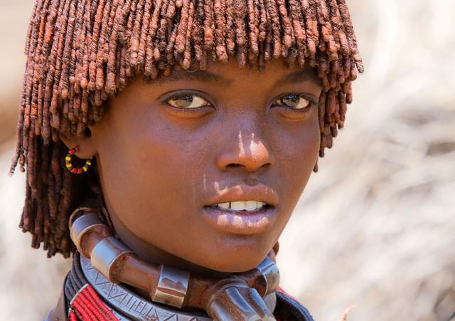 Многоликая человеческая раса в мощных портретах