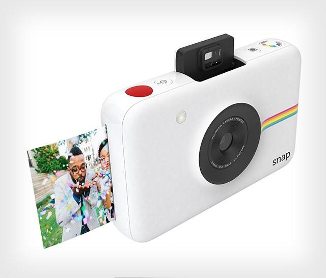 Новая моментальная цифровая фотокамера Polaroid Snap