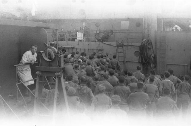 Фотографии времён Второй мировой войны, снятые неизвестным солдатом
