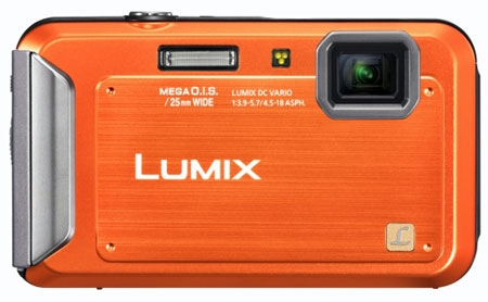 Обзор Panasonic Lumix FT20
