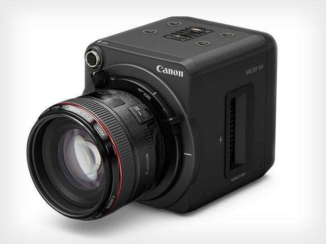 Многоцелевая фотокамера Canon ME20F-SH с ISO 4 000 000 видит в темноте